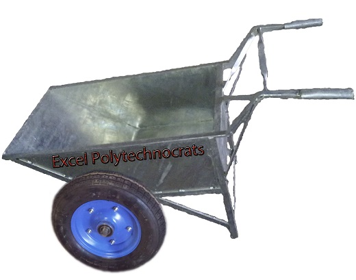 HOT DIPPED GALVANIZED TROLLEY