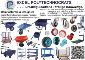 Excel Polytechnocrats Products